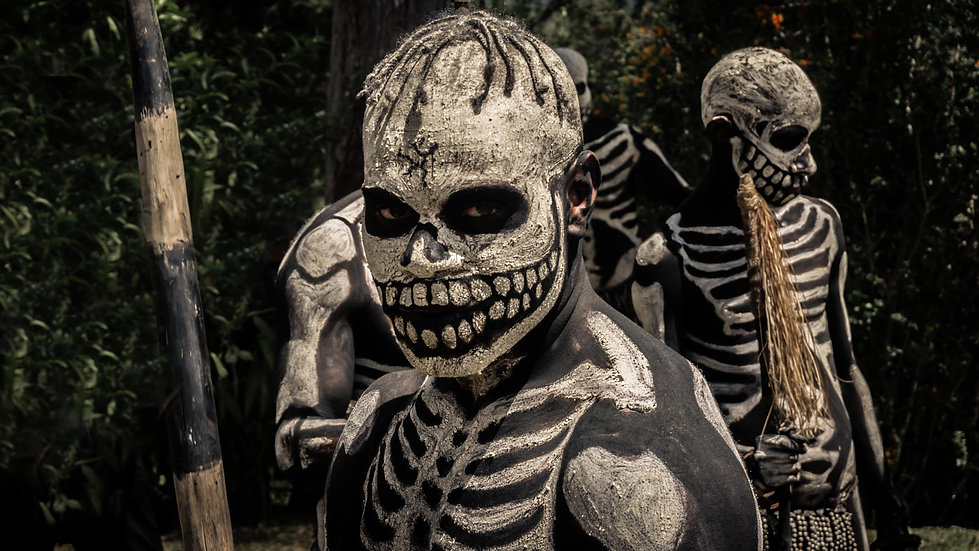 Skeleton Tribe