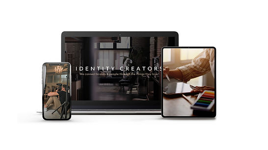 Identity Creators web image