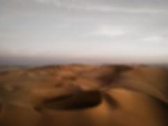La huacachina Desert