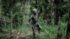 Skeleton on action