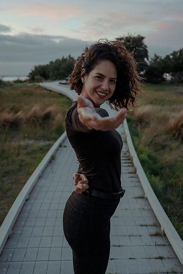 Art movement therapist Zoyka Francalanci