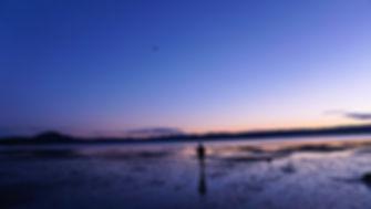 Tasmanian purple sunrise