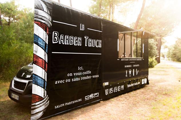 LB Barber Truck