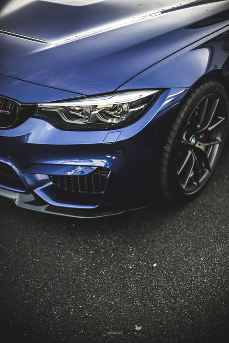 BMW Driving Experience #1