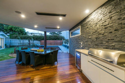 Outdoor Heaters and Lighting