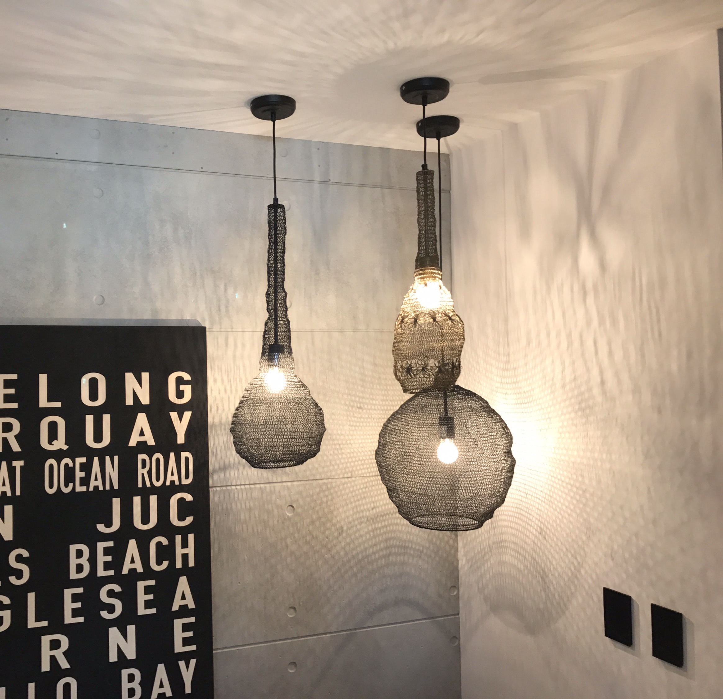 Feature Lighting Pendents