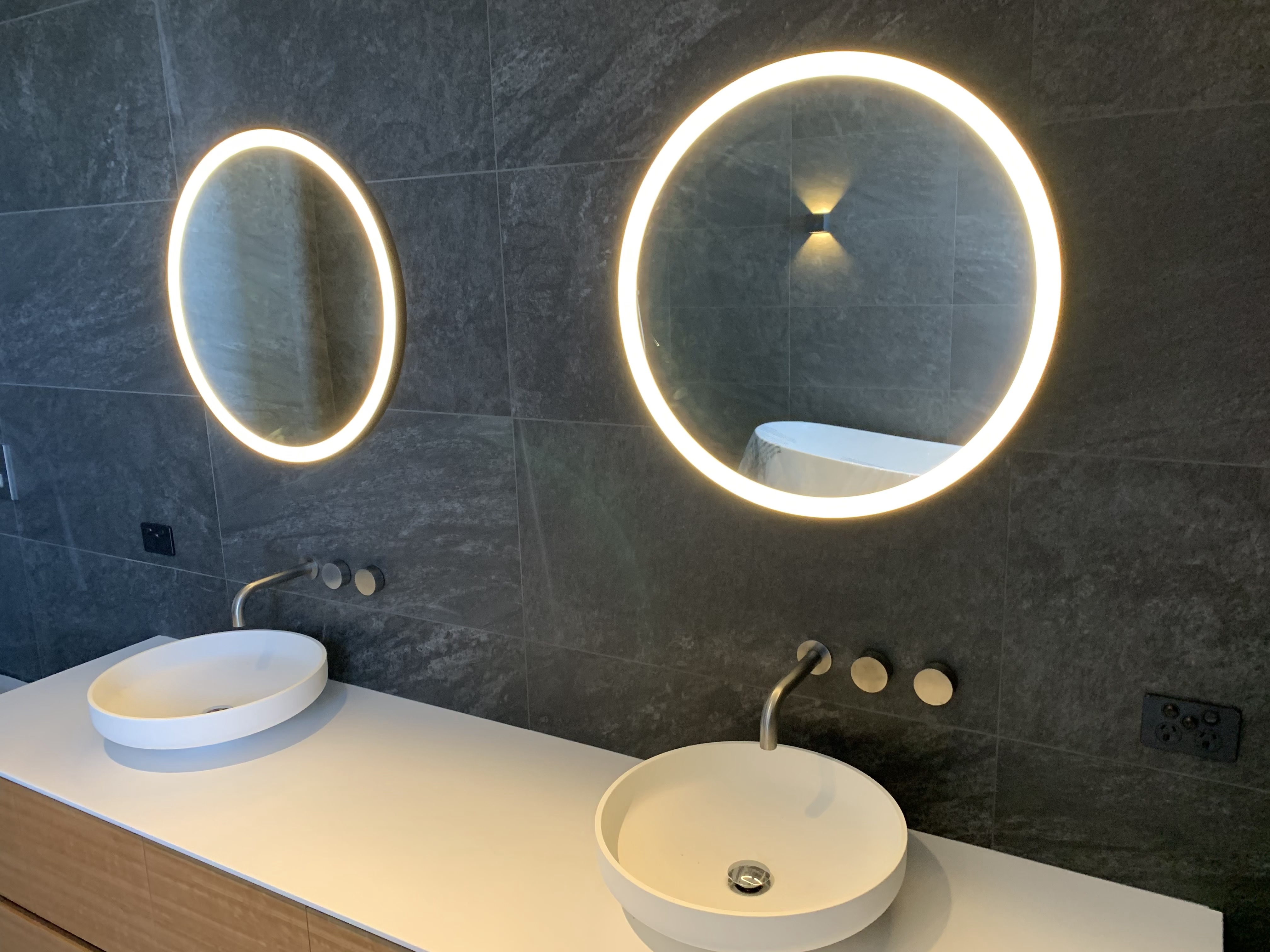 Feature Vanity LED Lighting