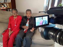 TV News interviews