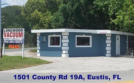 Longwood Vacuum - Eustis FL, Zelwod, Apopka, Lake Bratley