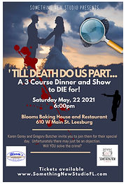 Death Do Us Part May 22 Show