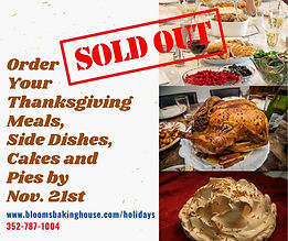 Thanksgiving Orders Sold Out.jpg