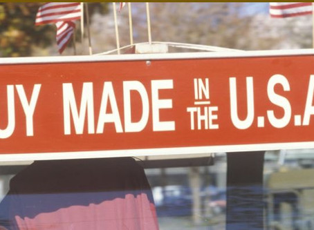 Here are 100+ brands that are 100% made in the USA