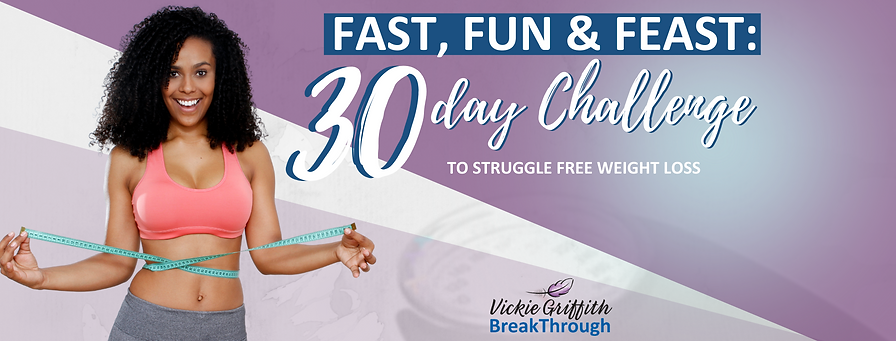 30 Day Fast-Fun-Challenge
