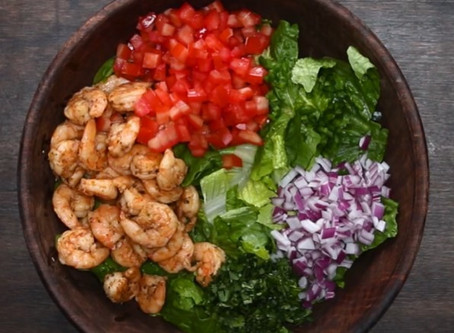 5 Deliciously Filling Salads You'll Actually Want To Eat