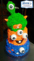 Fun-Playful-Birthday-Cakes by Bloom's