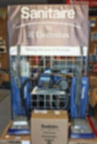 Sanitaire Sweepers by Longwood Vacuum