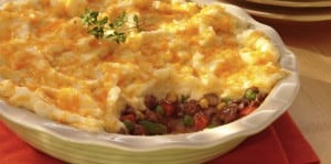 Recipe for Shepards Pie