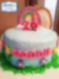 Customized Birthdaycakes made to order