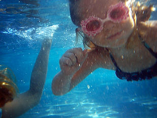 Clean, Clear swimming pool water for your family