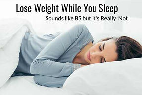 Lose weight while you sleep Download