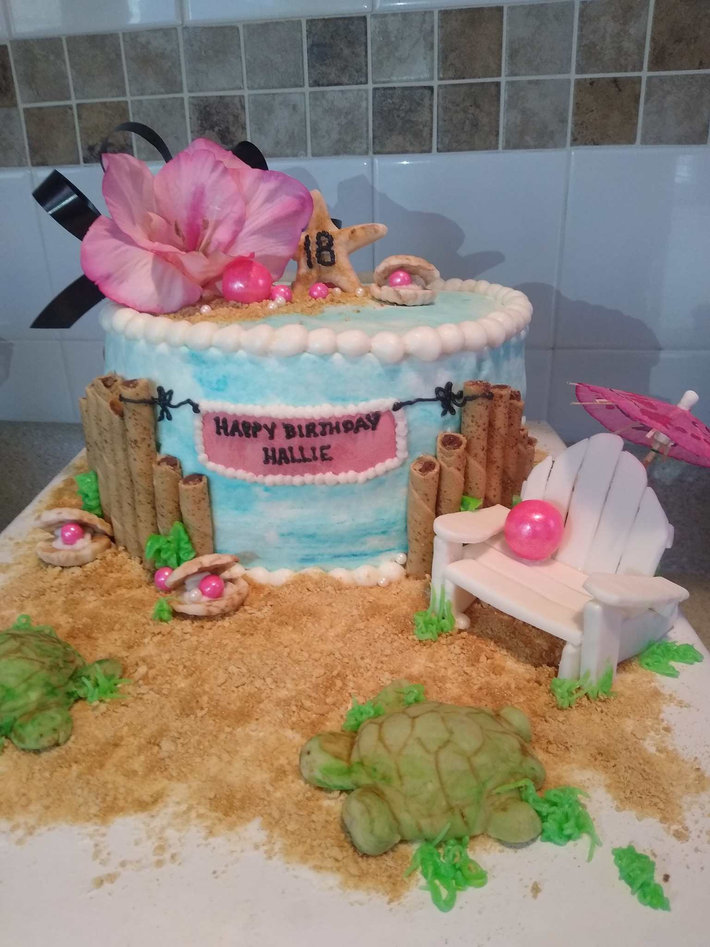 3D cakes made to your specifications