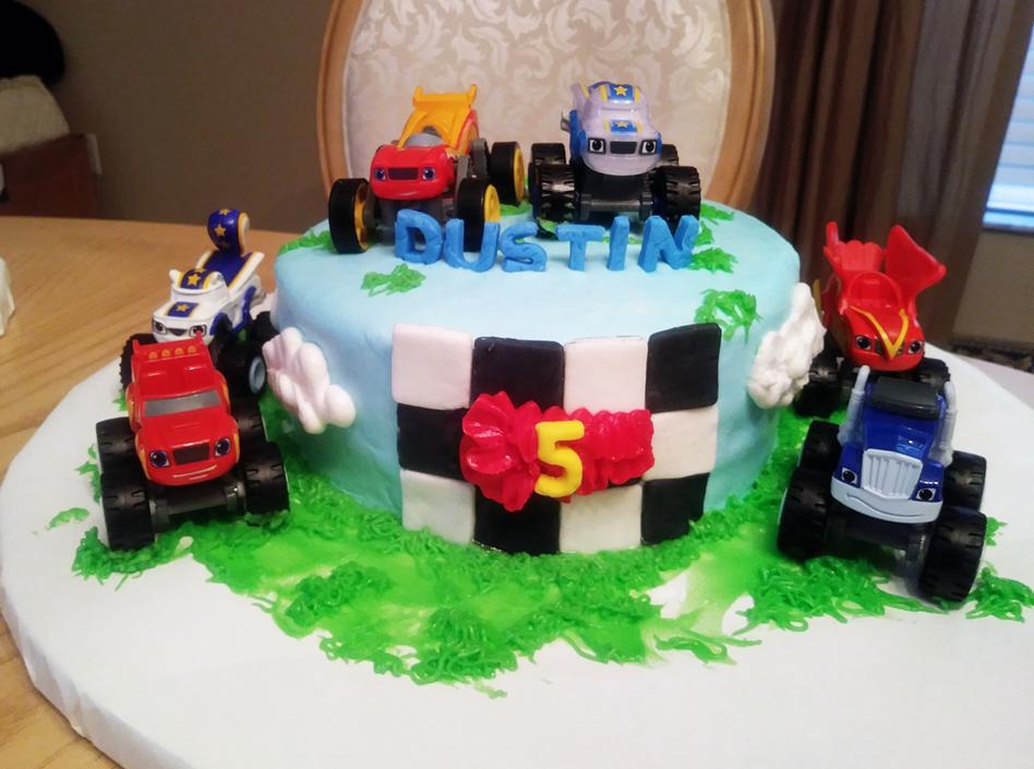3D Kids Birthday cakes