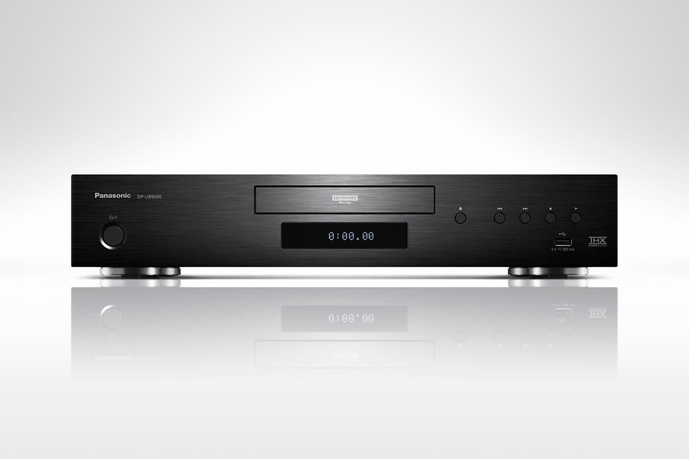 Blu-Ray DVD Player Review