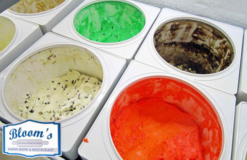 Ice Cream at Bloom's