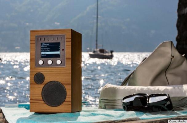 streaming speaker