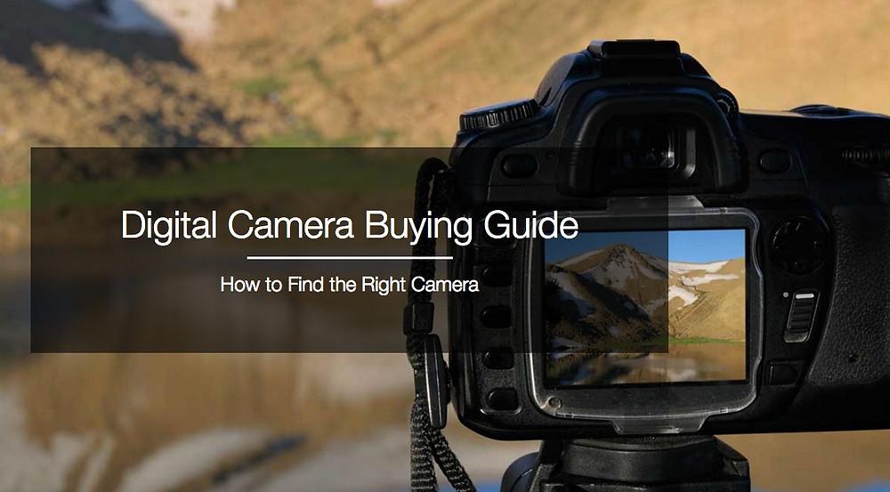 Digital Still Camera Buying Guid