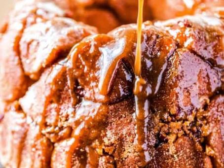 Brown Sugar Cinnamon Monkey Bread