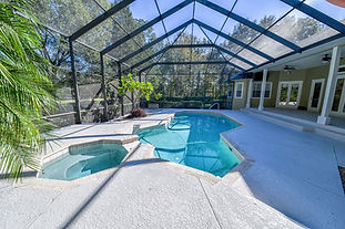 Pool areas, Bird Cage Inspections