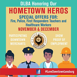 Hometown Heros Discount Program