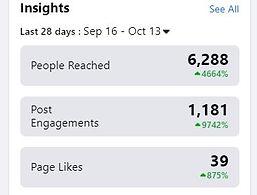 Insights for Facebook Marketing
