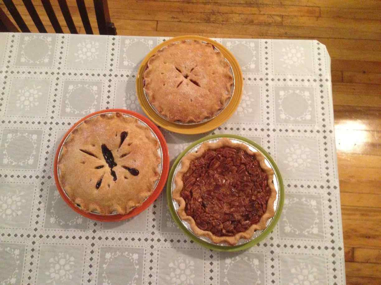 Order your Thanksgiving Pies early