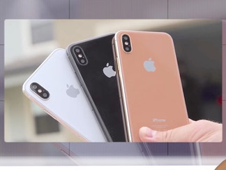 Early Info on new iPhone X
