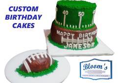 2 Piece Birthday Cakes