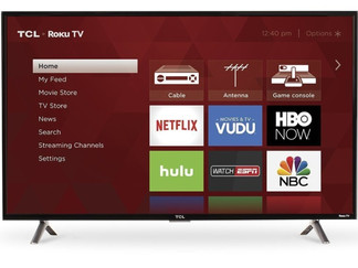 This awesome 40-inch Roku smart TV is down to a ridiculous $200 on Amazon
