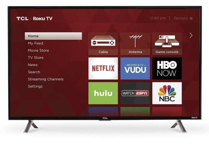 Roku TV at a Low Price 8-9-18