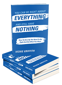 Vickie Griffith New Book November 2020