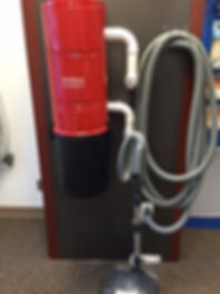 NuTone Central Vac System by Longwood Vacuum