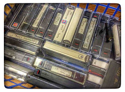 8mm Video tapes