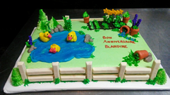 Custom-Retirement-Cakes