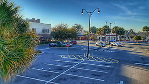Downtown Leesburg Parking Lot