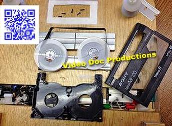 Broken videotape repairs Services The Villages, FL