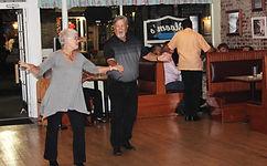 Restaurant Converted to Dance Floor