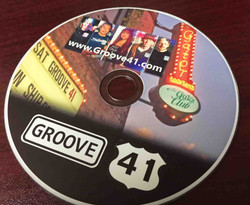 Custom Printed CD and DVDs.