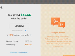 This App Applies Every Promo Code On The Internet To Your Cart – And It's Awesome