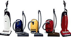 Sales, sweeper parts, vacuum fix, central vac, Orlando, FL