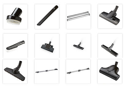 Sweeper Accessories, parts, hoses, brushes